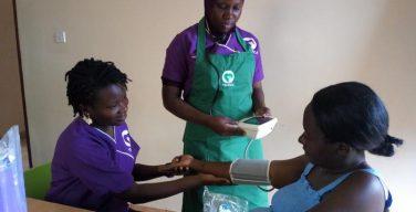 Taheca: Using smartphone tech to improve maternal health in Uganda