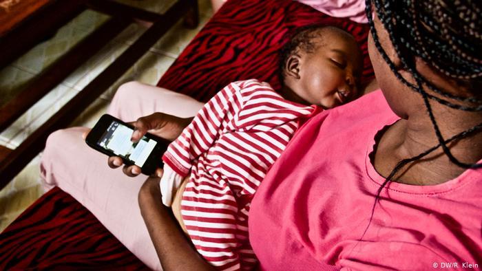 M-Afya  helps lift maternity fees' worries in Kenya