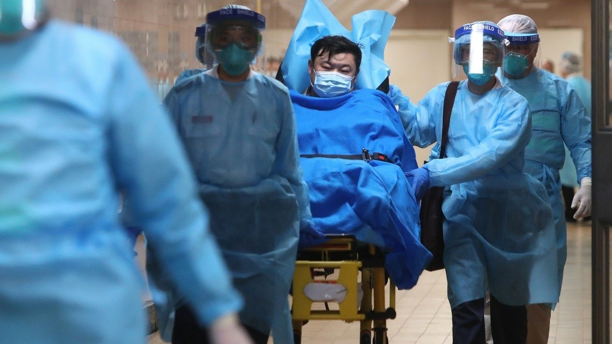 South Africa is using thermal technology  to detect travellers with the Wuhan coronavirus