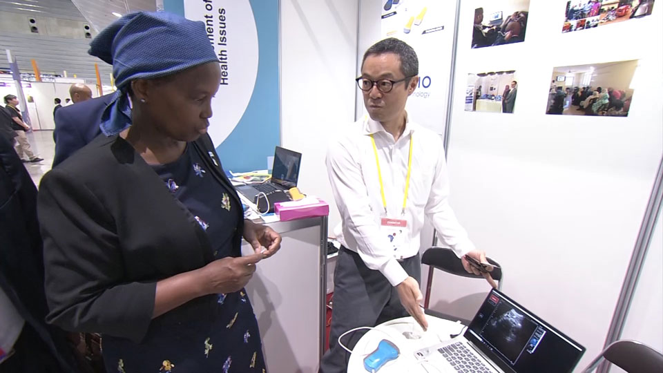 New healthcare  technologies to combat infant mortality in Africa