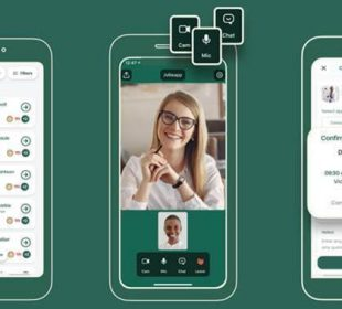 SA healthtech startup has just launched its virtual healthcare booking app
